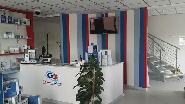 g3 tecno system ufficio